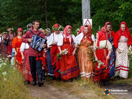 Летние фестивали с Кенозерским национальным парком