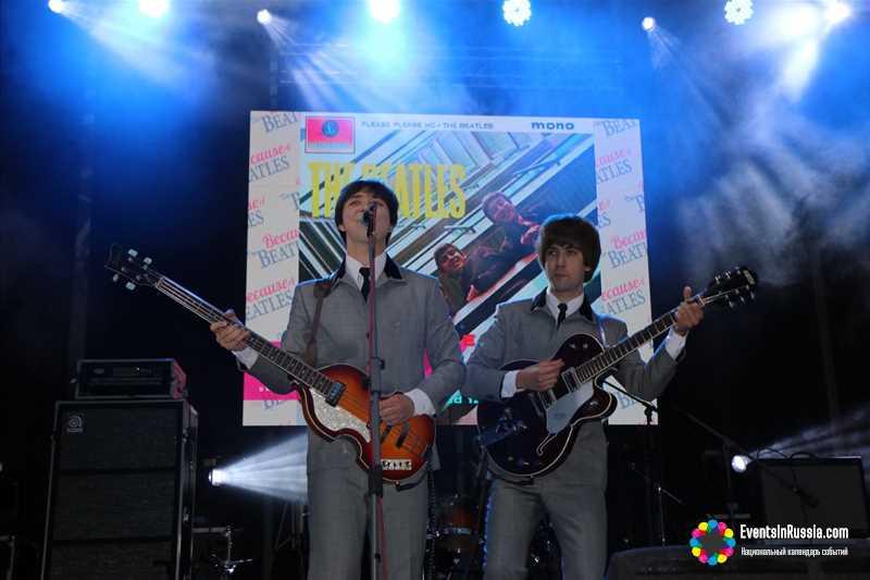 Музыкальный фестиваль «Because of the Beatles»: тема и хедлайнер 2019 года