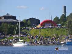 "Regatta of Cruiser Yachts ""Kandalaksha Sails"""