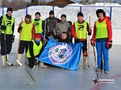 IX Hockey Open Tournament in Valenky in honour of Defender of the Fatherland Day