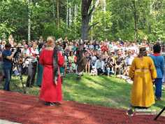 "The 8th festival ""Zolotarevskoye Gorodische"