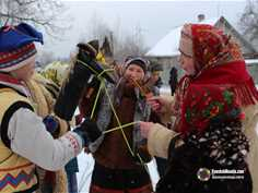 Format – interactive reenactment of Russian folk festival at return of the 19-20th century.