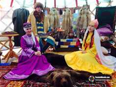 International festival of historical and cultural heritage of the Siberian Tatars «Isker-Zhiyen»