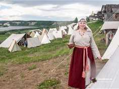 International festival of historical reconstruction «Abalak field»