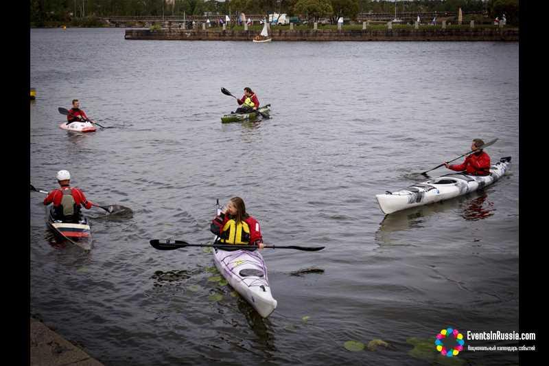 Что ждет гостей фестиваля водного туризма в Выборге