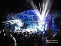 "Youth music festival ""Crimean wave"""