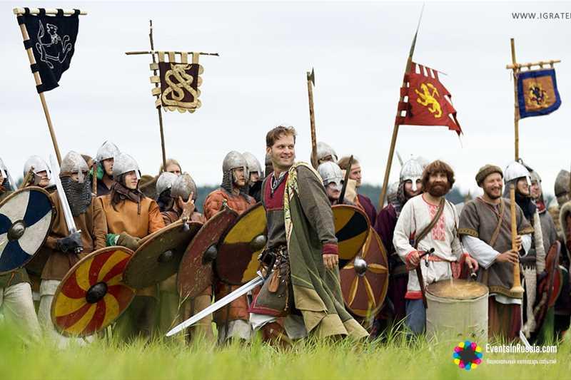 Фестивальный июнь: 4 уникальных события в Вологодской област