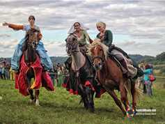 "The Historical Reenactment Festival of Medieval Culture ""The Iron Town"""