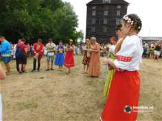 V inter-district youth festival «Peasant.ru»