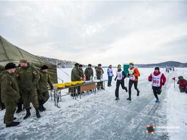 Honor Vladivostok Ice Run 2020