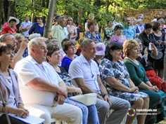 III district festival of folk art and noble culture «Autumn in the count's Park»