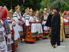 "Interregional folklore festival ""at home Manichkina"", dedicated to the memory of honored worker of culture of the Russian Federation Manichkina Olga Ivanovna, July 18, 2020"