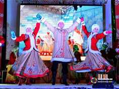 Christmas Tale in Vologda