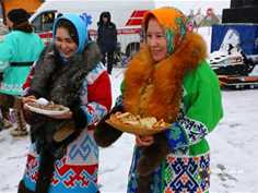 "National holiday of Khanty and Mansi peoples "" Reindeer herder's Day»"
