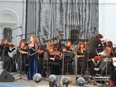 The music festival «The Kremlin evenings»