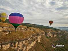 "The International Balloon Festival ""Caucasian Mineral Waters are the Pearl of Russia"""