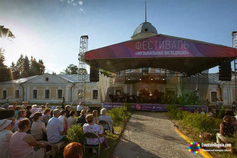 «Музыкальная экспедиция» доберется до Селивановского района