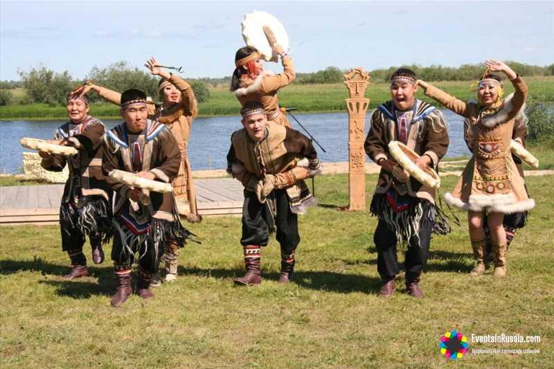 5 августа в Парабели пройдет фестиваль «Этюды Севера»