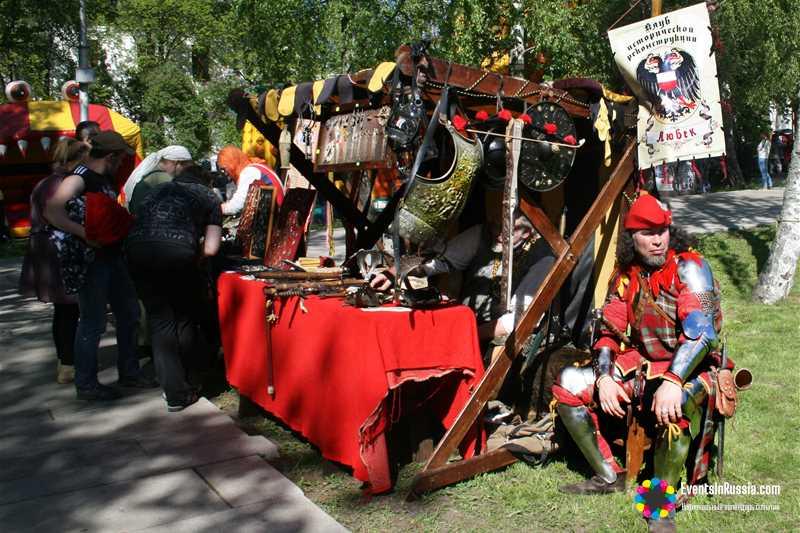 Ганзейская неделя в Великом Новгороде