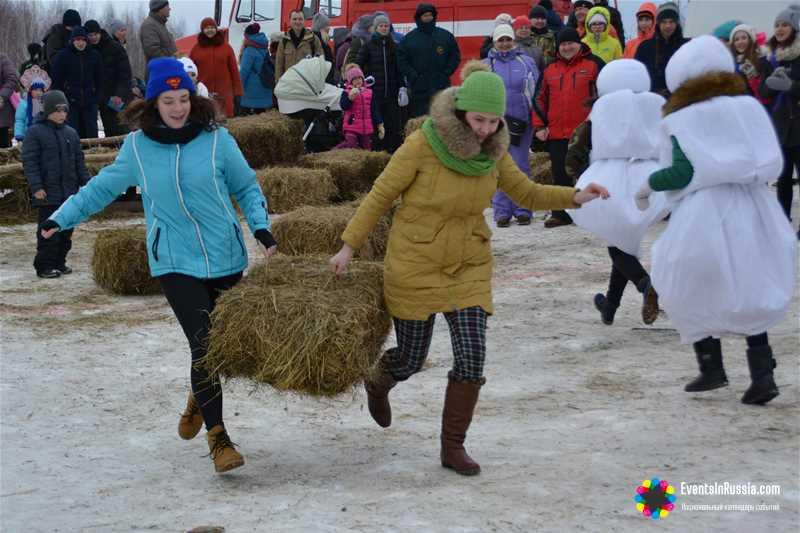 Объявлена программа фестиваля семейного активного отдыха 'Зимние Забавы в Угличе'