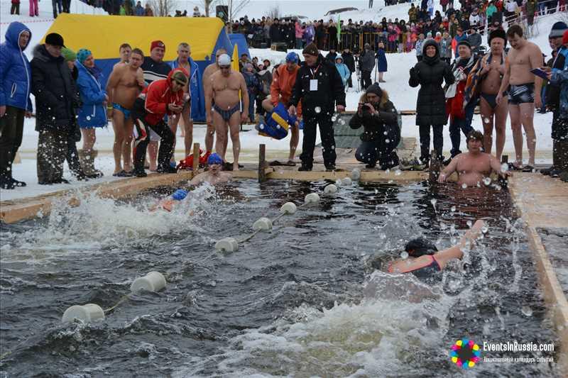 Объявлена программа XIII фестиваля активного семейного отдыха 'Зимние забавы в Угличе'