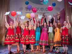 "XVII INTERNATIONAL CONTEST-FESTIVAL OF MUSICAL ARTISTIC WORKS ""EASTERN FAIRY TALE"""