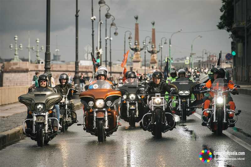Новинки фестиваля St.Petersburg Harley® Days 2018