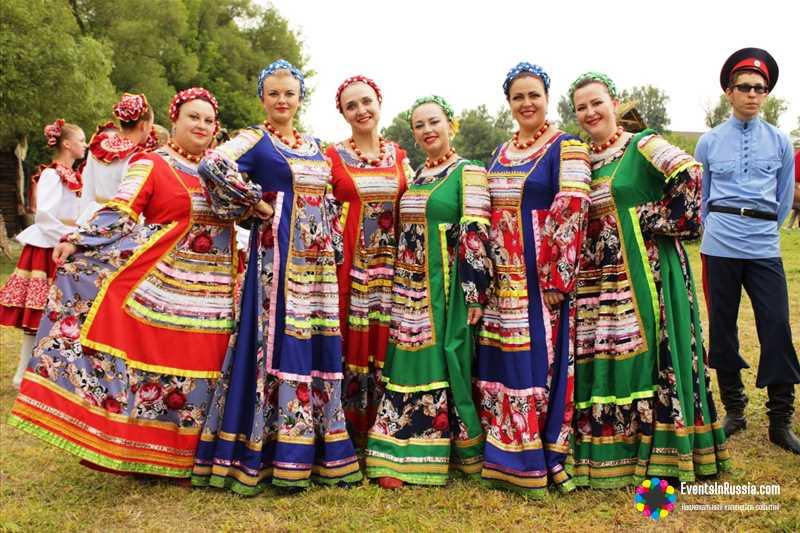 Межрегиональный фестиваль традиционной казачьей культуры 'Казачья застава' - 2