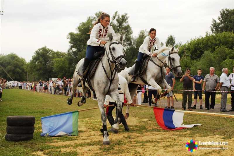 Межрегиональный фестиваль традиционной казачьей культуры 'Казачья застава' - 5