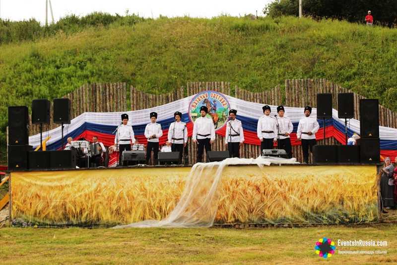 Межрегиональный фестиваль традиционной казачьей культуры 'Казачья застава' - 6