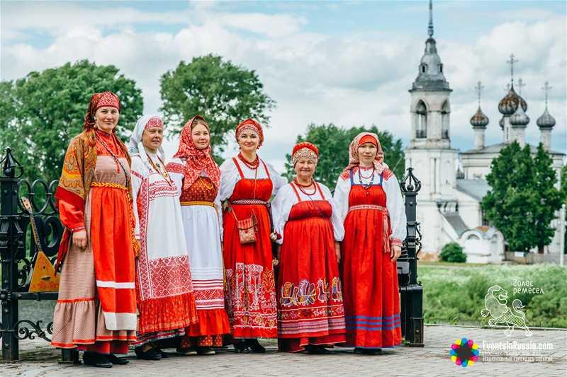 Российский Дед Мороз выступит в роли ремесленника на фестивале народных промыслов в Вологде