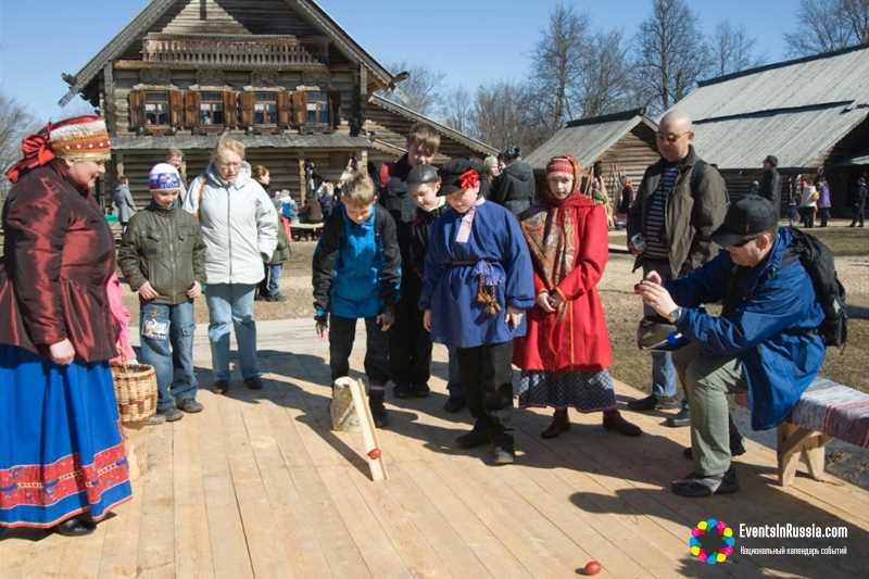 5 идей для пасхальных выходных в Великом Новгороде