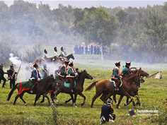 The Historical Reconstruction of the Battle by Vokhon