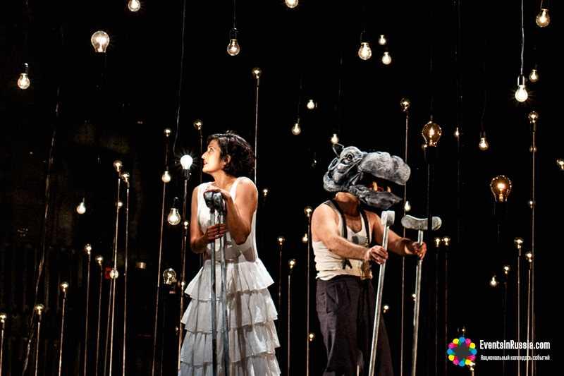 Театральная программа Платоновского фестиваля - 15 спектаклей из 7 стран