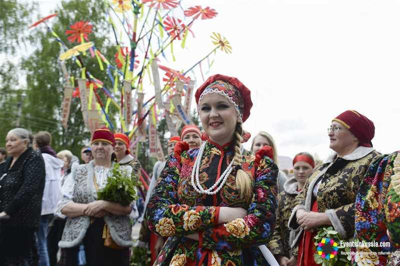 12 июня в Ленинградской области: расписание праздничных мероприятий