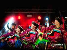 "Annual Open Air Festival of the Sacred Buryat Dance ""Ekhor Night"""