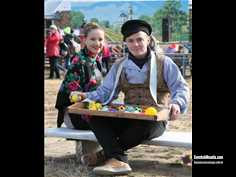 "Literal and Ethnographic Holiday ""Karghin Fair on Pokrov Day"""