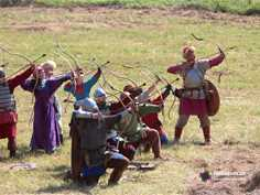 A Theatrical Festive Activity «The Battle of the Vozha»