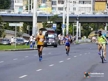 Сибирский международный марафон SIM