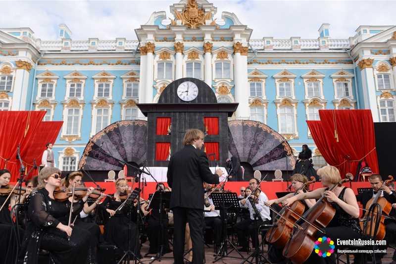 Топ-7 лучших идей для викенда 21-22 июля в Санкт-Петербурге