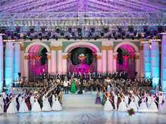 Gala-concert «Classic arts on Palace Square»