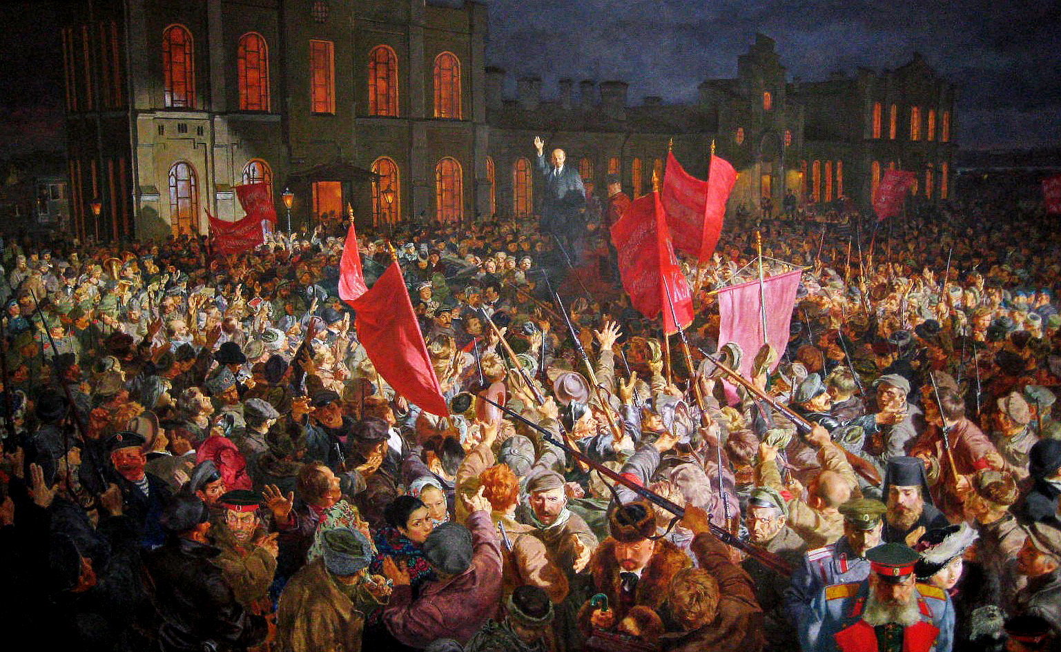 an analysis of the topic of the october revolution and the armed insurrection Ron tabor on the occasion of its 100th anniversary, explorations in the russian revolution part iii: the october insurrection: workers revolution, bolshevik.