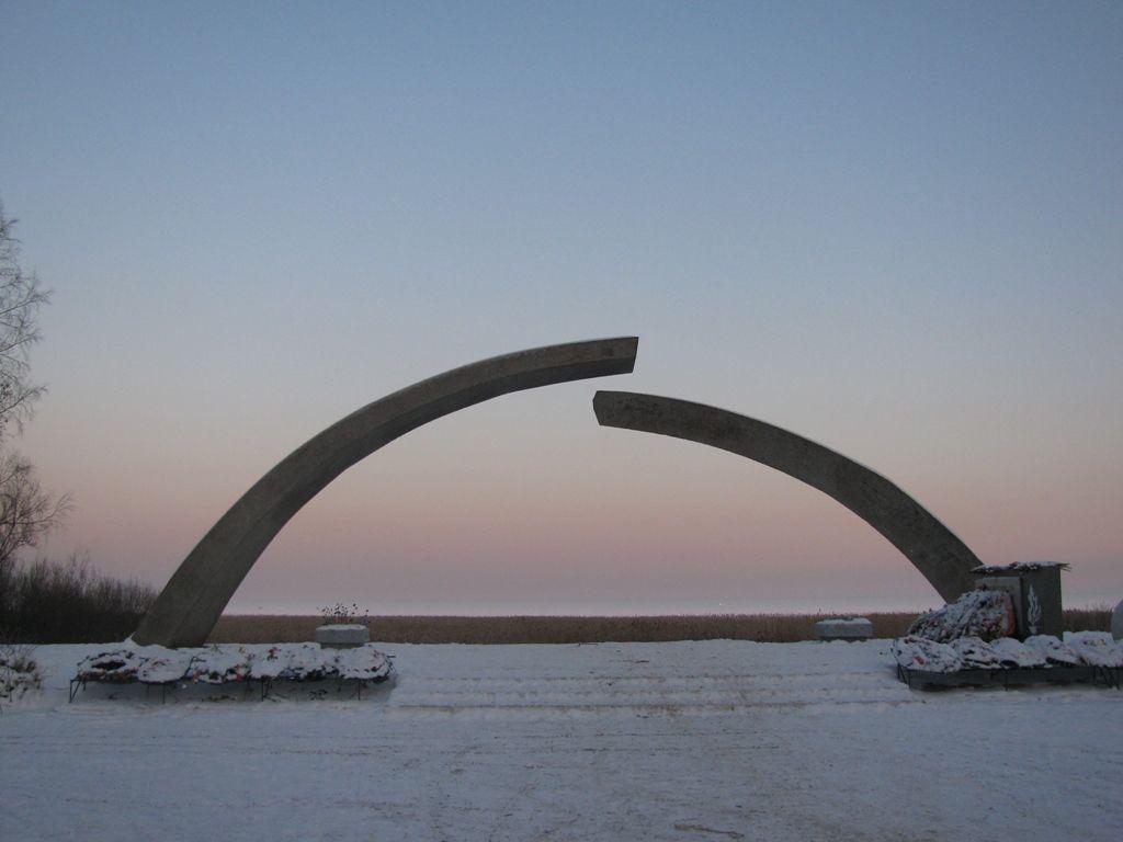 Годовщина освобождения Ленинграда