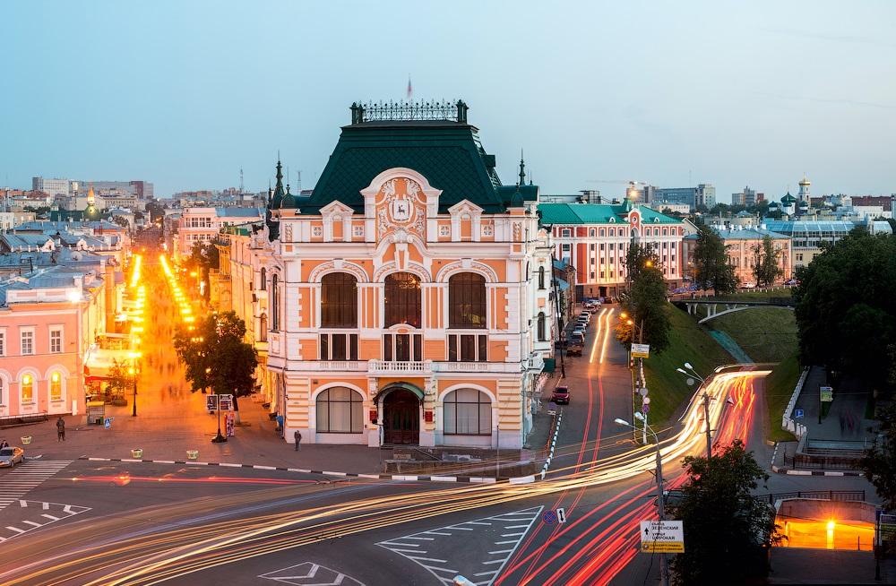 Самые гостеприимные отели Нижегородской области