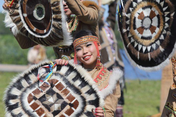 Фестивали Томска привлекают десятки тысяч туристов со всего света