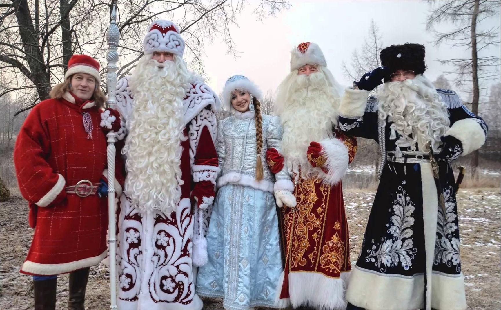 В Карелии пройдет битва Дедов Морозов