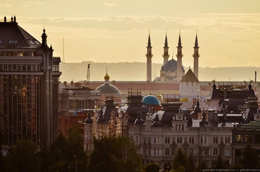 Лучшие отели Казани
