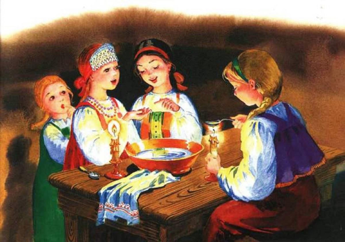 Традиционные святочные мероприятия