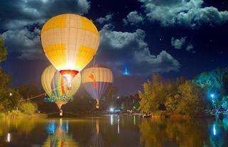 «Петля Конюхова» с этого года станет частью программы фестиваля воздушных шаров