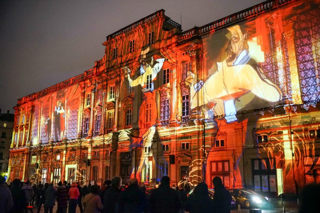 Праздник света в Петербурге продлится 2 дня